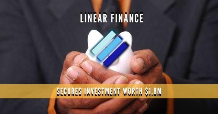 DeFi Platform Linear Finance Secures $1.8M Investment
