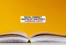 Digital Currency Adopted by 101M People - Cambridge Survey