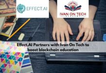 Effect.AI and Ivan on Tech Strategic Partnership