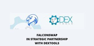 FalconSwap in Strategic Partnership With DEXTools