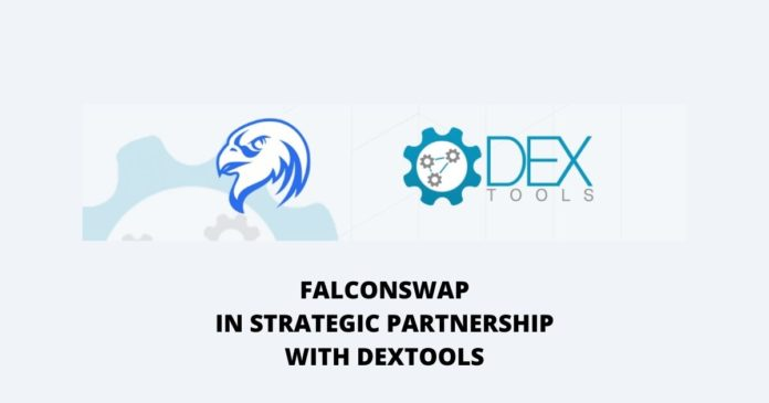 FalconSwap in Strategic Partnership With DEXTools