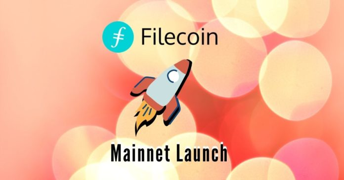 Filecoin Announces October Mainnet Launch