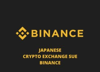 Japanese Crypto Exchange Sues Binance