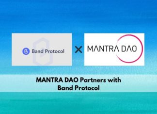 MANTRA DAO Partners with Band Protocol