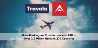 Travala.com Partners With ARK