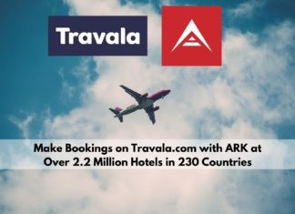 Travala.com Partners With ARK
