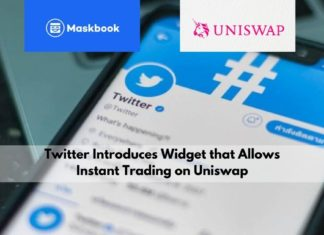 Mask Network Launches Twitter Widget for Instant Trading on Uniswap