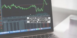 Stock Exchanges in Singapore, Vienna List Bitcoin, Ethereum