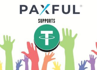 Paxful Adds Tether to Combat Market Volatility