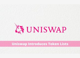 Uniswap Introduces Token Lists