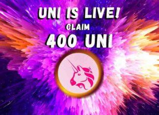 Uniswap Protocol Governance Token (UNI) Is Live!