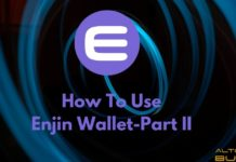 How To Use the Enjin Wallet - Part 2