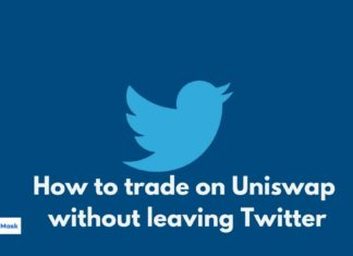 How To Trade on Uniswap Without Leaving Twitter
