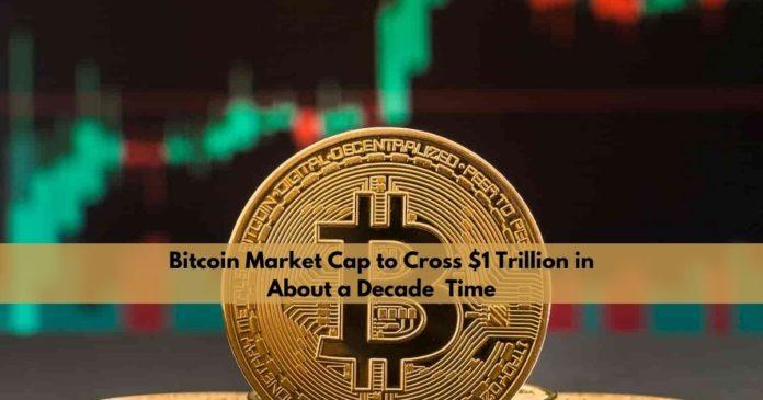 Bitcoin Market Cap to Hit $1 Trillion In Under 10 Years - Tesla Investor