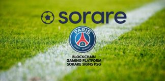 Blockchain Gaming Platform Sorare Signs PSG