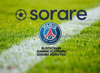 Blockchain Gaming Platform Sorare Signs PSG