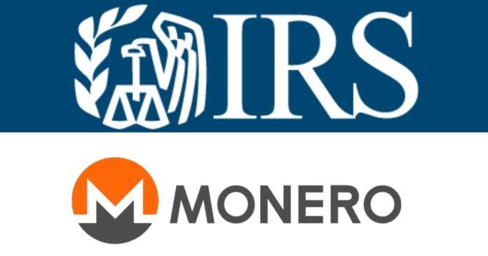 Monero Price Rises While IRS Tries to Break Anonymity