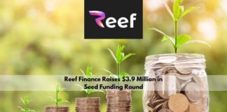 Reef Finance Obtains $3.9 Million Seed Funding for Its DeFi Suite