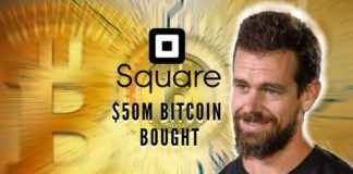 Square buys Bitcoin Worth $50 Million
