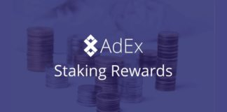 Staking on the Adex Network
