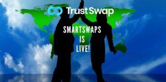 TrustSwap SmartSwap goes live!