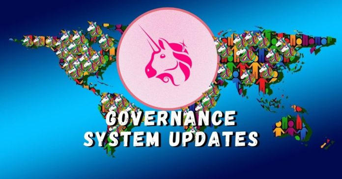 UniSwap Governance to Become More Accessible