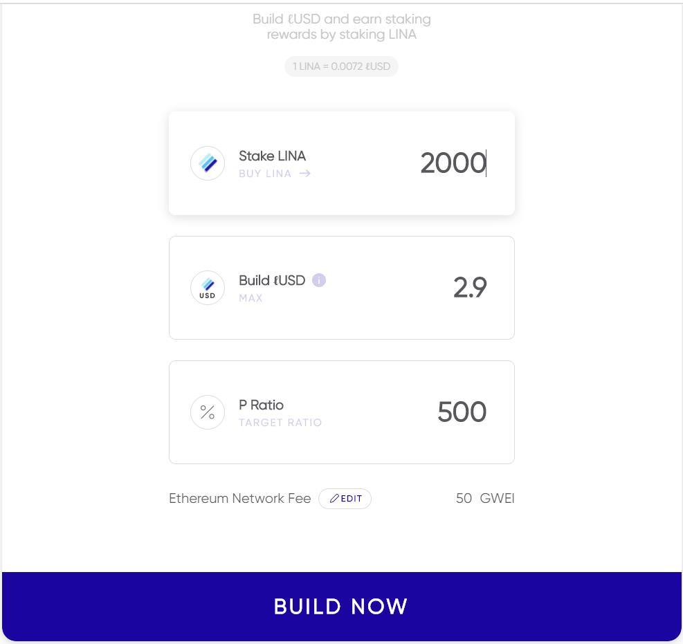 Build ℓUSD