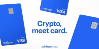 Coinbase Launches Debit Card in the U.s.
