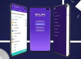 Enjin Wallet - How to Use Uniswap