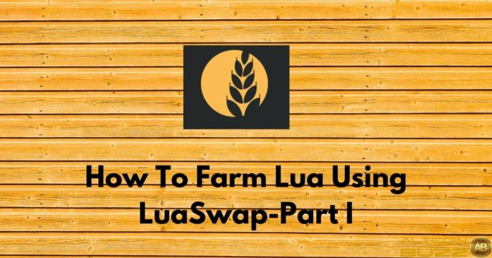 Hur man odlar Lua med Luaswap - del I