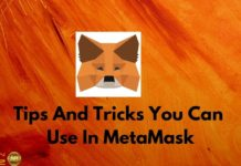 MetaMask Tips and Tricks You Can Use