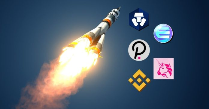 Are these altcoins about to go parabolic?