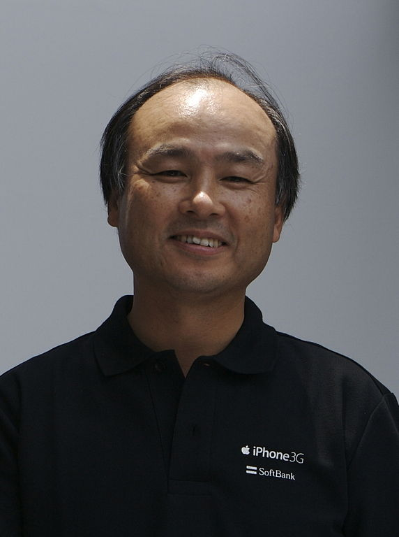 Masayoshi Son bought $200 million in Bitcoin.
