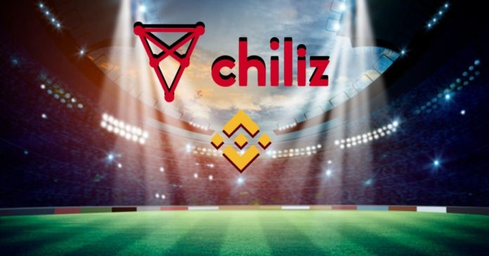 Binance Chiliz Announce New Strategic Partnership