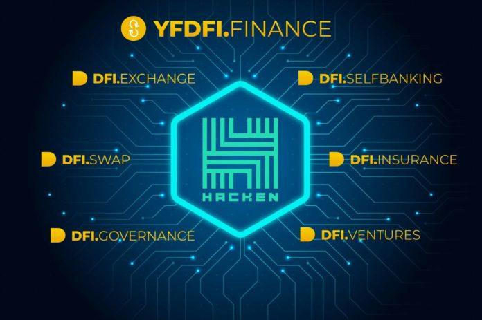 YfDFI Finance väljer Hacken som officiell säkerhetsrevisor