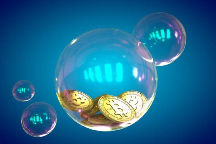 Är en annan Bitcoin-bubbla på väg att spricka