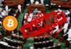 Indian Government Lists Bill to Ban Cryptocurrency