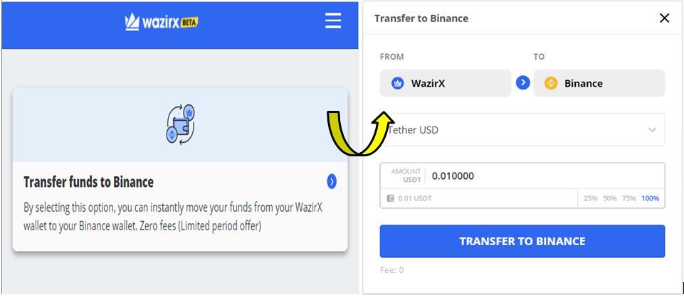 WazirX Exchange