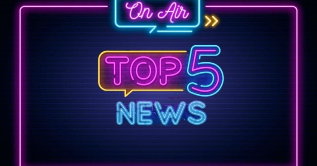 Top 5 Crypto News: 01/30 - Cryptocurrency News - Altcoin Buzz