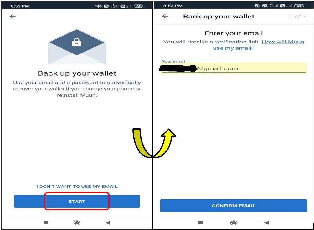 MUUN Wallet