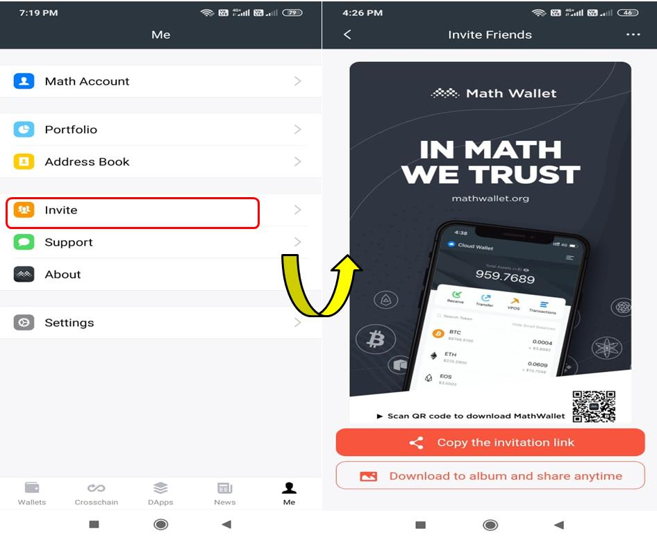 Math Wallet