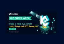 KuCoin Token (KCS) Fiery Super Week is Live!