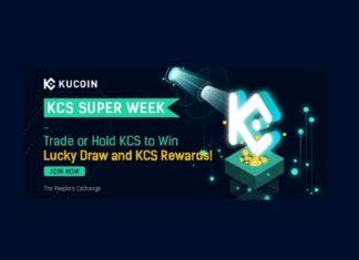 KuCoin Token (KCS) Fiery Super Week is Live!