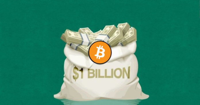 BTC Price: $1 Billion Short!