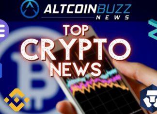 Top Crypto News: 03/10