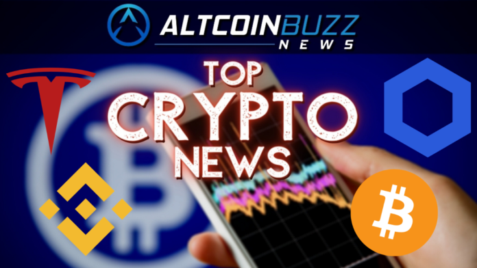Top Crypto News: 04/12