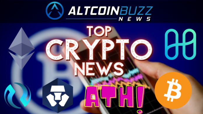Top Crypto News: 13/04