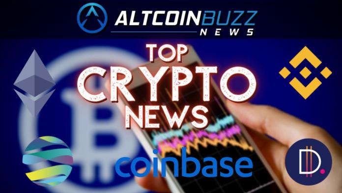 Topp Crypto News: 04/14