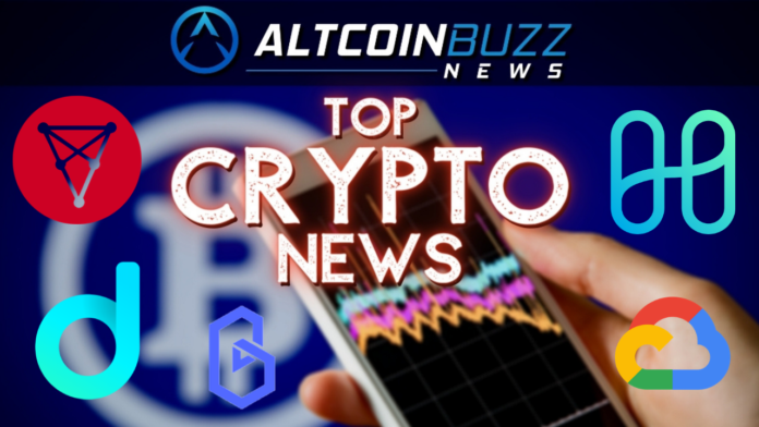Top Crypto News: 15/04