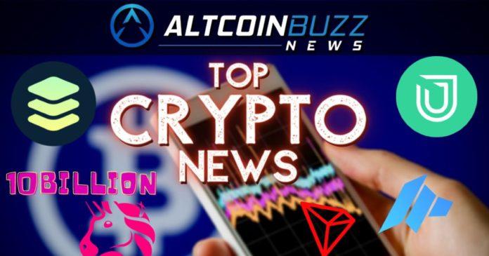 Top Crypto News: 04/21